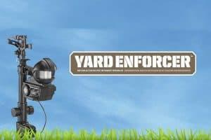 Orbit Yard Enforcer Motion Activated Sprinkler Review - Model 62100